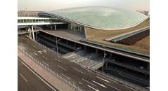 Aeropuerto Internacional de Pekín, el ahorro de energía fachada, el perfil de poliamida, puntal de barrera térmica,