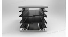 41 mm ancho de la banda de aislamiento térmico, la patente kaxite, patente tira de barrera térmica, sistema de ahorro de energía de la patente