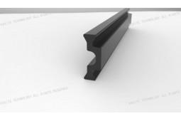 rotura de puente térmico de poliamida, en forma de C 16 rotura de puente térmico, tira de rotura de puente térmico,