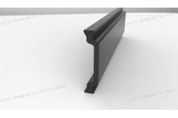 material de barrera térmica, Forma C de 27 mm de material de barrera térmica, perfil de aluminio de barrera térmica, ventana de aluminio de barrera térmica