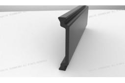 producto de barrera térmica, Forma C 32 mm de productos de barrera térmica, perfil de aluminio de barrera térmica, ventana de aluminio de barrera térmica