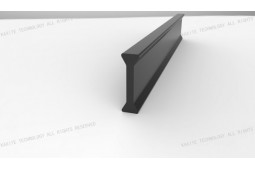 puntal térmica aislante, aislante térmico puntal para la hoja de aluminio, aislamiento térmico puntal para el marco de la ventana, de aislamiento térmico puntal de marco de aluminio, la forma I 14 . 8