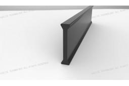 perfil de barrera térmica, PA66GF25 perfil de barrera térmica