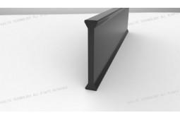 PA6 . 6 25% de fibra de vidrio térmica tira de barrera, tira de barrera térmica