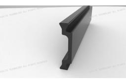 perfil térmico barrera de poliamida, poliamida perfil para perfiles de ventanas de aluminio, perfil de barrera térmica de poliamida para perfiles de ventanas de aluminio