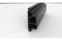 el calor de extrusión puntal de aislamiento de poliamida, poliamida aislamiento térmico puntal, perfiles de ventanas de aluminio, poliamida puntal para perfiles de ventanas de aluminio