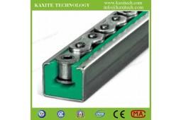 guía de la cadena perfil de nylon, guía de la cadena de línea de producción automática, TIPO guía de la cadena CKG