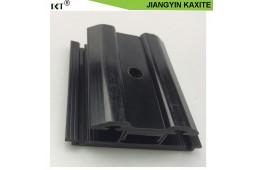 Abrazadera de aluminio, Montaje de aluminio Panel solar Media abrazadera, PV de aluminio Montaje de panel solar Media abrazadera, Solar