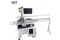 Machine d'inscription automatique de laser de marque de coche de longue précision