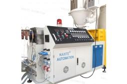 línea de producción de corte térmico, línea de producción PA66, extrusora PA66, extrusión de corte térmico, extrusora de poliamida