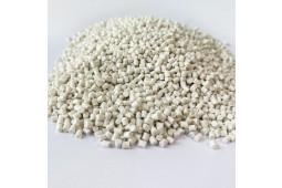 Degradables, partículas de plástico, PBAT, PLA, inyección de PLA
